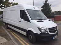 2013 MERCEDES-BENZ SPRINTER LWB.1 OWNER.BRILLIANT DRIVE.RECENTLY SERVICED.FULL SERVICE HISTORY.