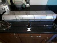 Roper Rhodes Adjustable Riser Rail for shower handset
