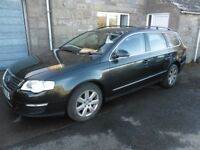2006 VW Passat 2.0TDi Estate, Great History, New Tyres and Brakes, Perfect Drive.