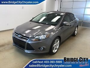 2013 Ford Focus Titanium *Well Equipped*