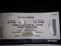 Arcade Fire 2 Tickets Manchester Arena
