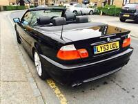 BMW 3 SERIES Convertible 3,0 Automatic