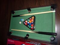 Pool Table. Tabletop