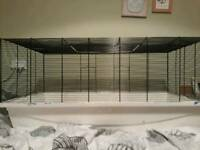 Barney Cage (Large Hamster Cage)