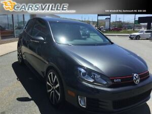 2013 Volkswagen Golf GTI 3-Door Highline DSG !!!