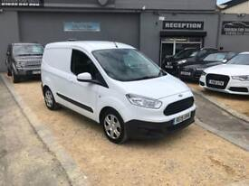 FORD TRANSIT COURIER 1.5 TREND TDCI 1d 74 BHP (white) 2015