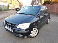 HYUNDAI GETZ 1.3ltr_3dr *** LONG MOT - HPI CLEAR - FREE DELIVERY ***
