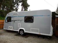 Bailey Pursuit 4 berth caravan