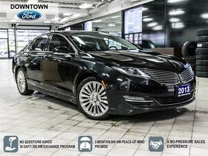2013 Lincoln MKZ Navigation, Moonroof, Back up camera, Heated Se