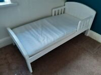 Country toddler bed - East Coast Nursery