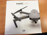 DJI Mavic Pro BRAND NEW SEALED