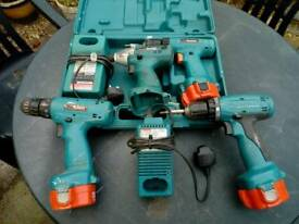 Makita 12v drills