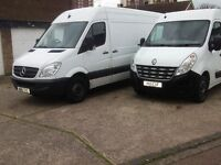 van and man or men for hire