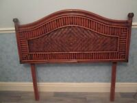 Double Headboard, excellent condition
