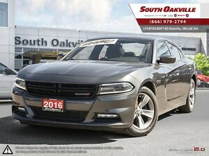 2016 Dodge Charger SXT   HEATED SEATS   NAVIGATION   SUNROOF