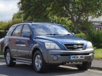 KIA Sorento 2.5 CRDi XE 5dr, 2 OWNERS,FULL SERVICE,FULL MOT,EXCELLENT CONDITION