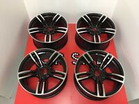 "18"" 19"" ALLOYS WHEELS TO FIT ALL BMW 5X120 M3 M4 M5 M6 1 2 3 4 5 6 SERIES M SPORT PERFORMANCE"