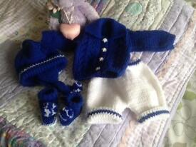 Reborn/premature Baby outfit