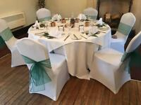 Chair covers and sashes hire