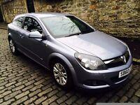 2010 Vauxhall Astra 1.4 Sri 88 Silver ,New MOT, FSH , 62.000 miles ,, £2250