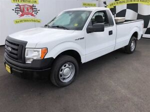 2012 Ford F-150 XL, Regular Cab, Long Box
