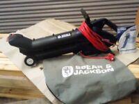 Spear & Jackson blower & vac BV 3000