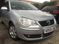 Volkswagen Polo Automatic 1.4 S 5dr, Vauxhall Corsa, Golf, Fiat Punto