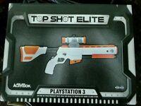 4 Top shop elite gun for the PlayStation 3