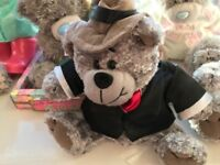 Tatty Teddy collection- granddaughter, bride and groom, best friend, special baby girl, me to you