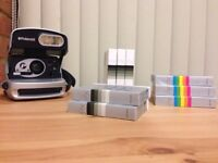 Polaroid 600 original + 8-pack instant film by The Impossible Project