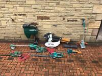 Electric Garden Power Tools Joblot Spares/Repairs