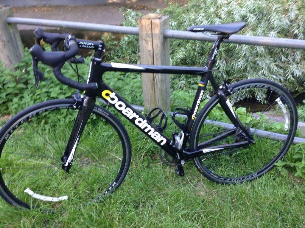 Cboardman Team Full Carbon Road Bike Large 56cm Sram Rival 10