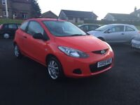 Mazda2 1.3 TS 3dr!! Just Been Serviced!! Timing Chain!! Full Years MOT!!