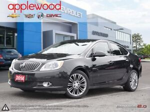 2014 Buick Verano Leather Package FORWARD COLLISION ALERT, RE...