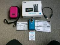 JVC Picsio mini HD camcorder