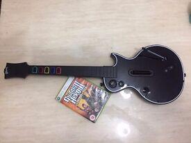 XBOX 360 guitar £5