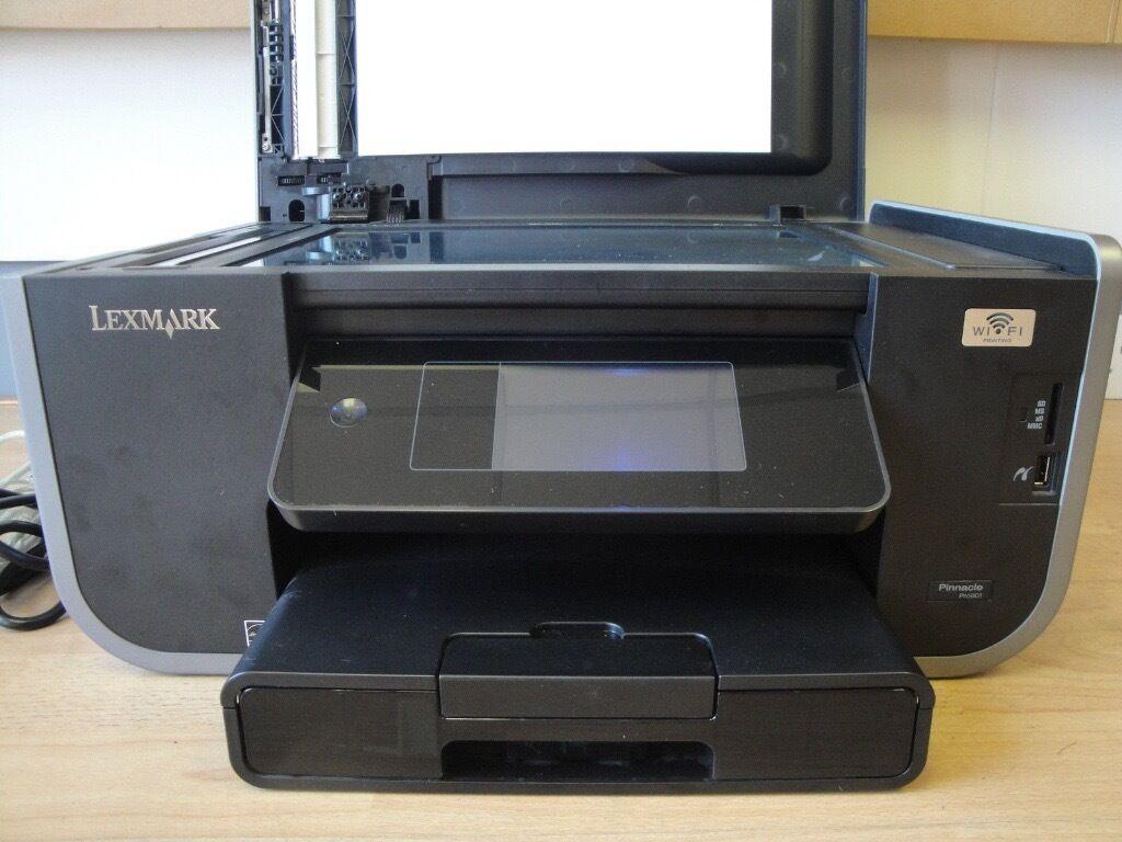 Lexmark Pinnacle Pro 901 Computer,Printer,Scanner, Fax