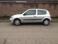 Renault Clio 1.1 campaign s 2007 1 years mot like corsa polo punto