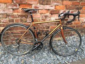 Genesis Equilibrium Steel Bike