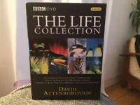 The Life Collection - David Attenborough 24 DVD box set