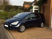 Ford S-Max 2L Automatic - Leather - 7 seats