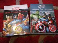 Marvel book sets