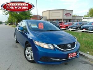 2013 Honda Civic AUTO P.GROUP-ONE OWNER