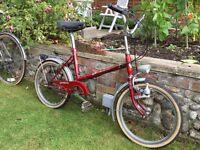 Ladies retro Shopper style bike. £40 ono