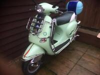2003 vespa et4 125cc fourstroke may swap why
