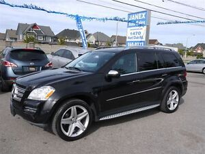 2010 Mercedes-Benz GL-Class GL 550 Built in DVD's