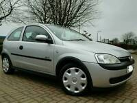 2003/03 VAUXHALL CORSA 1.2 ELEGANCE *FULL SERVICE HISTORY IMMACULATE*