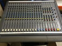 Soundcraft Delta 200 16 Channel mixing desk (without PSU)