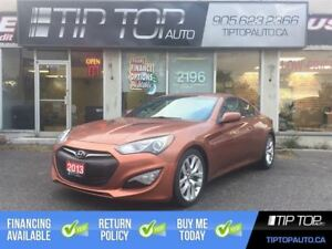 2013 Hyundai Genesis Coupe 2.0T ** Nav, Moonroof, Bluetooth, Lea