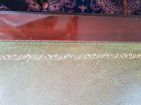 """Copy Antique Solicitors Writing Desk (Mahogany H 2'6"""")"""